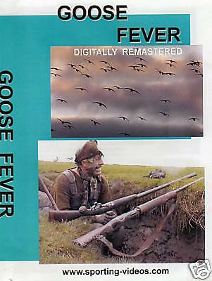 Goose Fever - Wildfowling In Scotland Dvd - Hunting