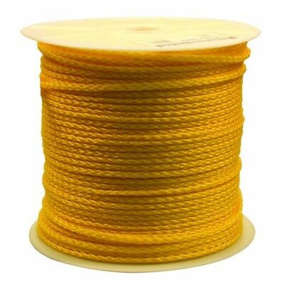 "Rope Products 1/2X600YP 1/2""x 600 foot yellow poly rope"