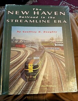 The New Haven Railroad In The Streamline Era -  Sealed