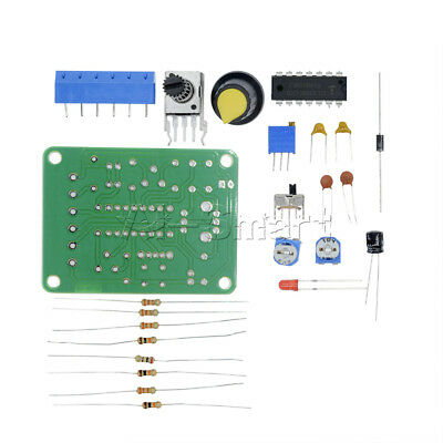 DIY Kit ICL8038 Monolithic Function Signal Generator Module Sine Square Triangle