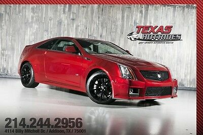 2012 Cadillac CTS Coupe 2012 Cadillac CTS-V Coupe CTSV, Supercharged, Slicktop! MUST SEE