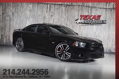 2012 Dodge Charger SRT8 Super Bee With Upgrades 2012 Dodge Charger SRT SRT8 Super Bee With Upgrades! 6.4L Hemi! Srt-8!