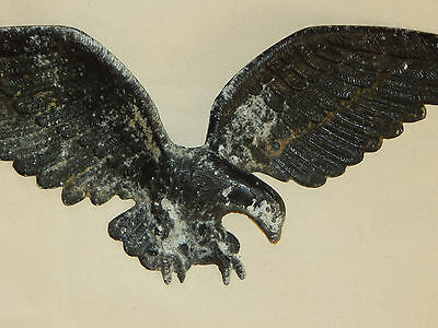 Antique Eagle Wall Plaque