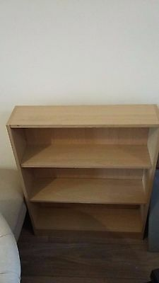 Small floor standing bookcase