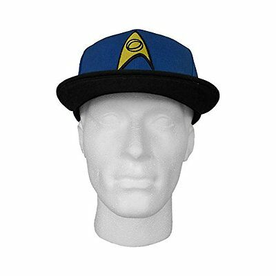 Star Trek Adjustable Cappellino Logo rosso CODI