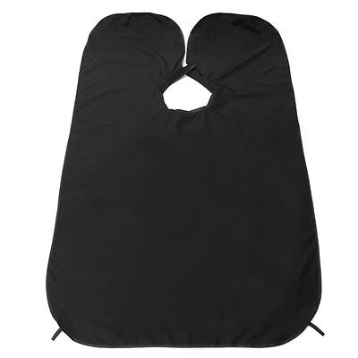 Gather Whiskers Beard Apron Cloth Bib Facial Hair Trimmings Catcher Cape Sink