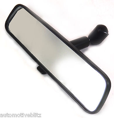 Rear Vision Day/Night Car Interior Rear View Mirror Universal Fit - Pickup Only