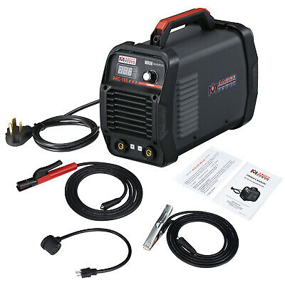 ARC-165, 160 Amp Stick Arc DC Inverter Welder 115/230V Dual Voltage Welding New