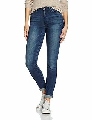 (TG. S (Taglia Produttore: 28)) Blu (moon wash mid blue denim) TOM TAILOR Denim