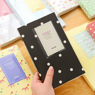 84 Pockets Photo Album Storage Book Case For Fuji Polaroid Instax Mini 7s 8 Film