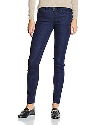 (TG. S (Taglia Produttore: 28)) Blu (rinsed blue denim) TOM TAILOR Denim Jona Ex