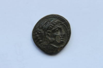 ALEXANDER the GREAT BRONZE COIN 4th CENTURY BC