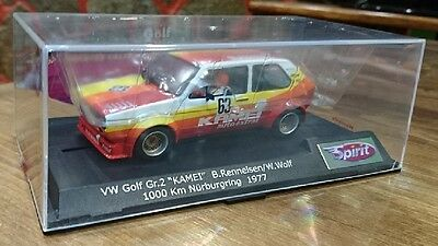 "VW Golf Gr.2 ""KAMEI"" 1000 kM Nürburgring 1977 - Spirit"