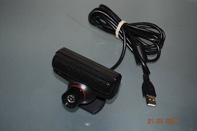 Official Sony Playstation 3 PS3 Eye Camera (Curved Lens)