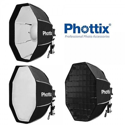 Beauty Dish/Softbox Phottix Spartan 50cm (sin bastidor)