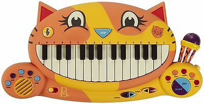 B Toys Meowsic Cat Musical Keyboard And Microphone - Christmas Present?