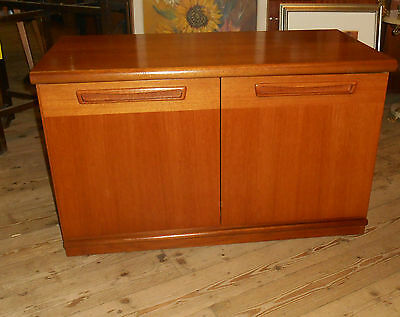 Meredew RetroTV Audio Cabinet 1970s Teak Ideal TV Stand stylish
