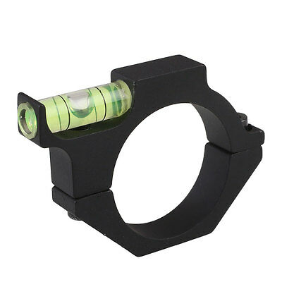 Metal Spirit Bubble Level for 25.4mm Rail Rifle Sight Scope Laser Ring Holder