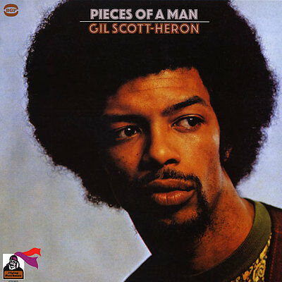 Gil Scott-Heron - Pieces Of A Man Vinyl LP NEU 0250820