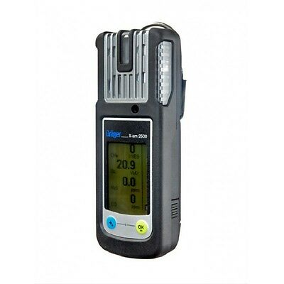 DRAGER (DRAEGER) X AM-2500 Gas Monitor H2S,CO,O2,CH4 & charger (price inc VAT)
