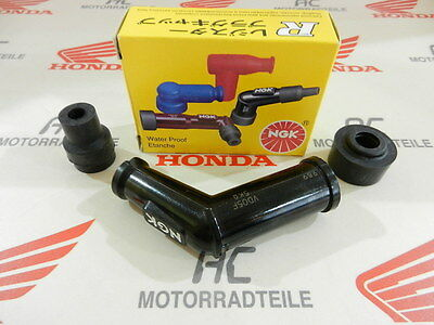 Honda FT VT 500 750 C Shadow Zündkerzenstecker resistor spark plug cap black