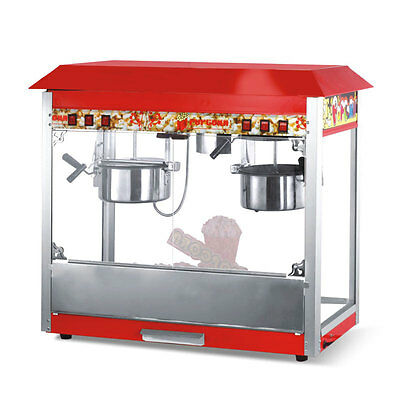 Commercial Popcorn Machine 16 oz Market Stall Business