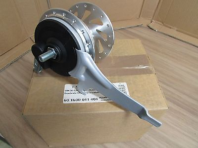 NOS SRAM SPECTRO VT5000 FRONT WHEEL CABLE OPERATED DRUM BRAKE 36h ALLOY 100mm