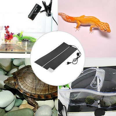 IR 35W Adjustable Temperature Heating Pad for Reptile Amphibian Pet 65x28 AQ