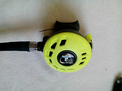 Apeks T20 octopus with hose