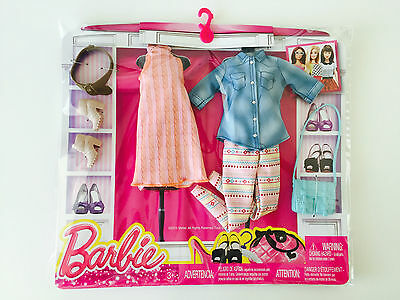 Barbie Fashions 2-Pack Weekend Casuals