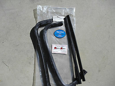 1960 1963 chevy gmc pick up truck vent window seal seals