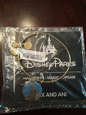 Disney Words Are Powerful Princess Cinderella Bangle by Alex and Ani Gold