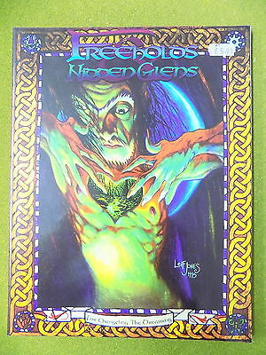 FREEHOLDS HIDDEN GLENS Sourcebook for Changeling the Dreaming White Wolf 13966