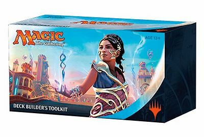 MTG MAGIC KALADESH Deck Builder's Toolkit Factory Sealed, Italiano, Nuovo