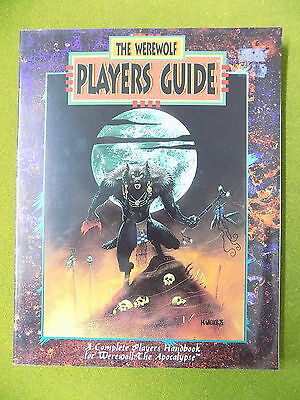 THE WEREWOLF PLAYERS GUIDE for Werewolf the Apocalypse White Wolf 13960