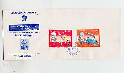 1968 Sc 492/3B imperf on FDC,Scarce!       f2095