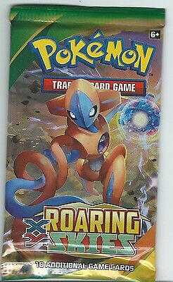 Pokemon - Xy Roaring Skies Booster Pack - Factory Sealed