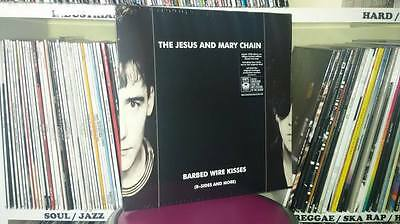 THE JESUS AND MARY CHAIN - BARBED WIRE KISSES (B-Sides And More) (2xLP) colorato