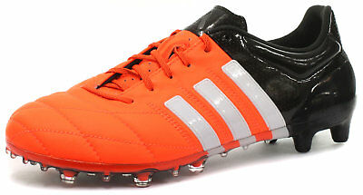 New adidas Ace 15.1 FG/AG Leather Mens Football Boots ALL SIZES