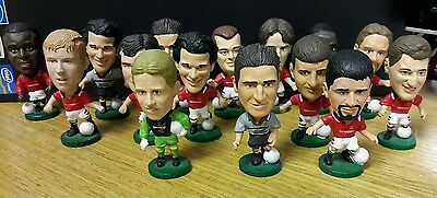 15 Corinthian Manchester United figures. Team 94 - 96