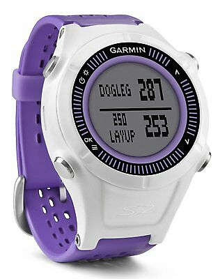 Garmin Approach S2 Golf GPS Rangefinder White Watch 38000 Worldwide Golf Courses