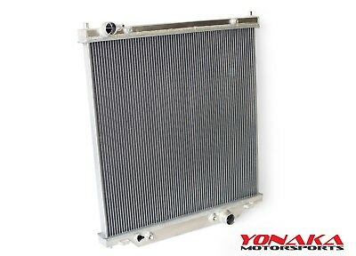 Yonaka 03-07 Ford Diesel Turbo 6.0L F250 F350 F450 Performance Aluminum Radiator
