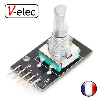 1059# KY-040 Rotary Encoder Module Brick Sensor Development for arduino