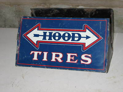 Original Hood Tire Display Stand or Rack Sign
