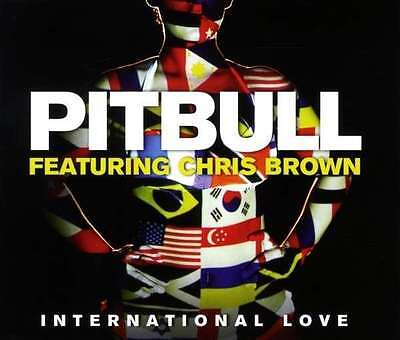 "Pitbull ft. Chris Brown - International Love + Remixes Vinyl 12"" NEU"