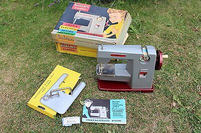 VINTAGE VULCAN CLASSIC SEWING MACHINE Boxed Ship Worldwide