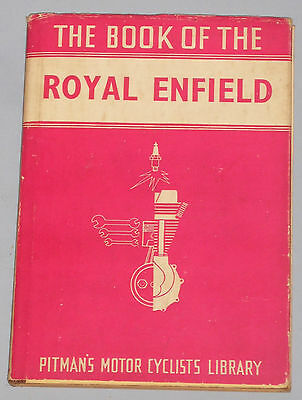 The Book Of The Royal Enfield, pitman, manual, motorcycle