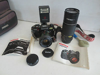 Pentax Program A And Accessories