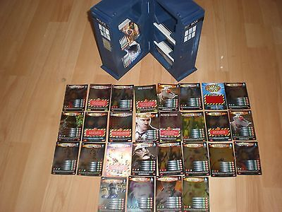 Doctor who battles in time case and cards