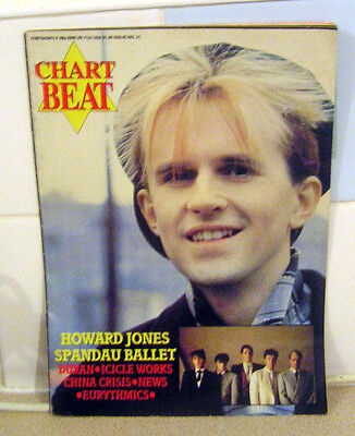 Chart Beat Fortnightly Number 21, 1983